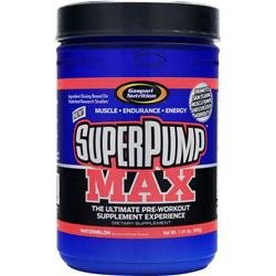 GASPARI NUTRITION SuperPump Max Watermelon 1.41 lbs