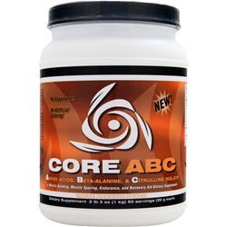 CORE NUTRITIONALS Core ABC White Passion Peach 1 kg