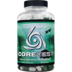 CORE NUTRITIONALS Core Test 180 caps
