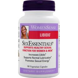 NATURAL FACTORS SexEssentials 90 vcaps