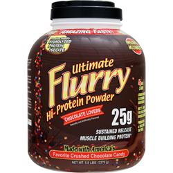 ANSI Ultimate Flurry Protein Powder Chocolate Lovers - M&Ms 5 lbs