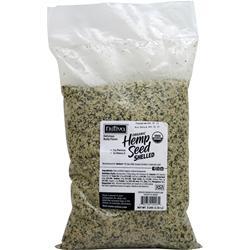 NUTIVA Organic Hemp Seed Shelled  BEST BY 2/11/16 3 lbs