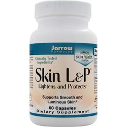 Jarrow Skin L&P Lightens and Protects 60 caps