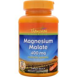 THOMPSON Magnesium Malate (400mg) 120 tabs