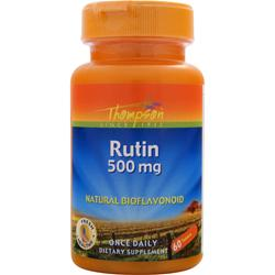 Thompson Rutin (500mg) 60 tabs