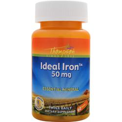 THOMPSON Ideal Iron (50mg) 60 tabs
