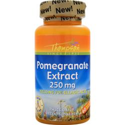 Thompson Pomegranate Extract (250mg) 60 vcaps