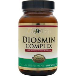 LIFETIME Diosmin Complex 60 caps