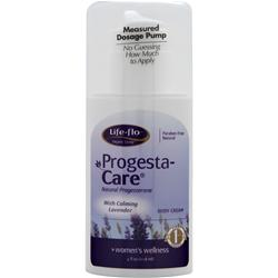LIFE-FLO Progesta-Care Body Cream Calming Lavender 4 fl.oz