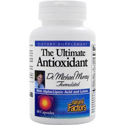 Natural Factors The Ultimate Antioxidant with Alpha Lipoic Acid and Lutein 60 caps
