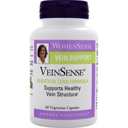 Natural Factors WomenSense Vein Support VeinSense 60 vcaps