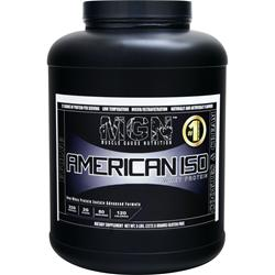 MGN American Iso Whey Protein Cookies & Cream 5 lbs
