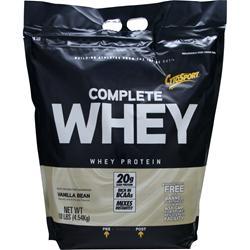 Cytosport Complete Whey Protein Vanilla Bean 10 lbs