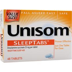 CHATTEM Unisom SleepTabs 48 tabs