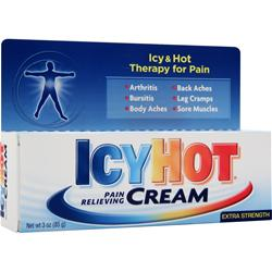 Chattem IcyHot Pain Relieving Cream 3 oz