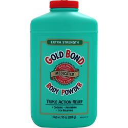 CHATTEM Gold Bond Body Powder - Extra Strength 10 oz
