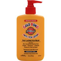CHATTEM Gold Bond Anti-Itch Lotion 5.5 oz