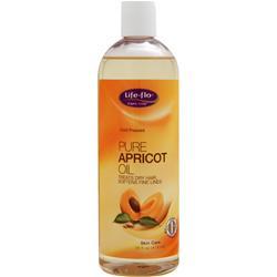 LIFE-FLO Pure Apricot Oil 16 fl.oz