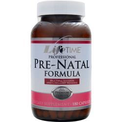 LIFETIME Professional Pre-Natal Formula 180 caps