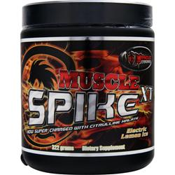 MUSCLE FORTRESS Muscle Spike XT Electric Lemon Ice 322 gr