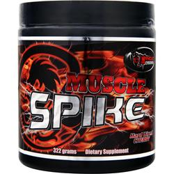 MUSCLE FORTRESS Muscle Spike XT Hard Wired Cherry 322 grams