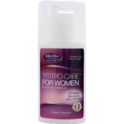 LIFE-FLO Testro-Care for Women 4 fl.oz