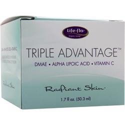 LIFE-FLO Triple Advantage Radiant Skin 1.7 fl.oz