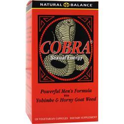 NATURAL BALANCE Cobra 120 vcaps