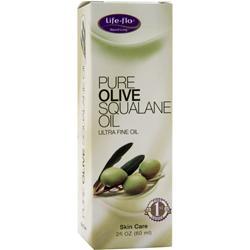 Life-Flo Pure Olive Squalane Oil 2 fl.oz