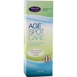 LIFE-FLO Age Spot Care - Natural Skin Lightener 1.67 oz