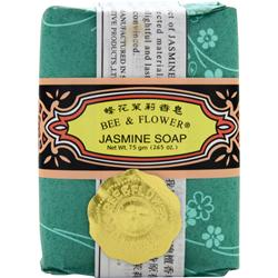 BEE AND FLOWER Jasmine Soap 2.65 oz
