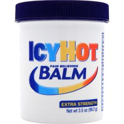 CHATTEM IcyHot Pain Relieving Balm - Extra Strength 3.5 oz