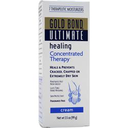 CHATTEM Gold Bond Ultimate Healing Concentrated Therapy Cream 3.5 oz