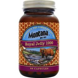 MONTANA BIG SKY Royal Jelly 1000 60 caps