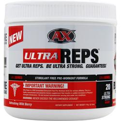ATHLETIC XTREME Ultra Reps Refreshing Wild Berry 174 grams