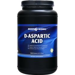 BODYSTRONG D-Aspartic Acid 1000 grams