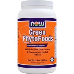 NOW Green PhytoFoods Powder 2 lbs