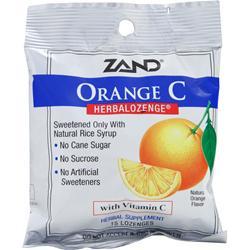 ZAND Herbalozenge Orange C 15 lzngs