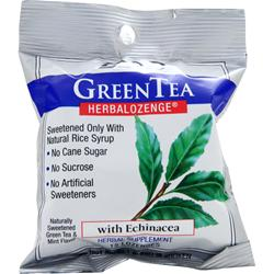 ZAND Herbalozenge Green Tea 15 lzngs