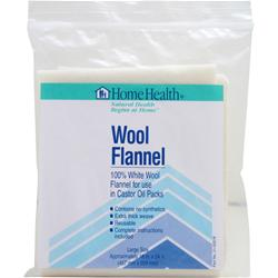 HOME HEALTH Wool Flannel Large 1 unit