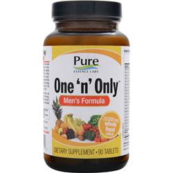 Pure Essence Labs One 'n' Only Men's Formula 90 tabs