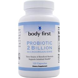 Body First Probiotic 2 Billion 120 caps