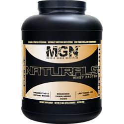 MGN Naturals Whey Protein Chocolate 5 lbs
