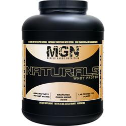 MGN Naturals Whey Protein Vanilla 5 lbs