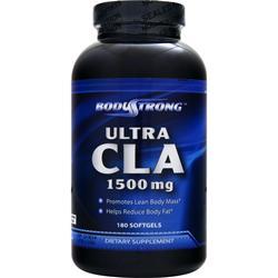 BodyStrong Ultra CLA (1500mg) 180 sgels
