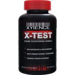 XYIENCE XTest - Xtreme Testosterone Formula 90 caps