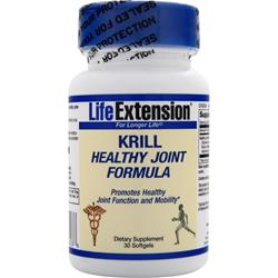 LIFE EXTENSION Krill - Healthy Joint Formula 30 sgels