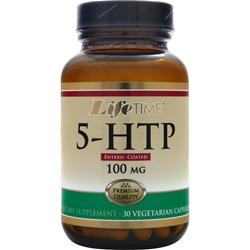 LIFETIME 5-HTP (100mg) 30 vcaps