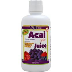 Lifetime Acai Plus Juice Blend 32 fl.oz