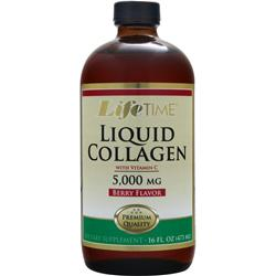 LIFETIME Liquid Collagen with Vitamin C Berry 16 fl.oz